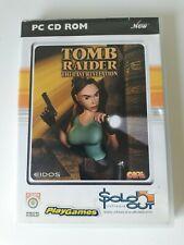 Tomb Raider The Last Revelation PC Game CD ROM