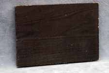 VINTAGE WOODEN STEREO CAMERA UNDRILLED LENS BOARD - FREE USA DELIVERY