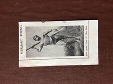da2 ephemera 1946 picture body builder sam busa poses