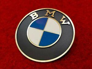 BMW cafe racer stemmi ø70mm in ottone e smalto