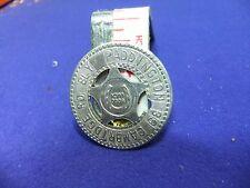vtg badge token coin charm good luck paddington 39 cambridge rd ely alloy