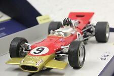 SCALEXTRIC C3656A LOTUS 49B F1 GRAHAM HILL SERIAL NUMBER LIMITED 1/32 SLOT CAR