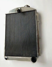 FOR CHEVY HOT/STREET ROD 6 CYL. W/TRANNY COOLER 1938 MT ALUMINUM  RADIATOR 62MM