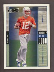 2000 UD Victory #326 Tom Brady RC Rookie New England Patriots