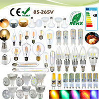 MR16 G4 G9 E27 E14 2W 3W 5W 6W 15W LED Glühbirne Stiftsocke Spotlicht Strahler