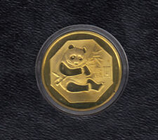 """"""" Bedrohte Tierwelt """" China 1 Yuan  Panda 1983 PP, selten"""