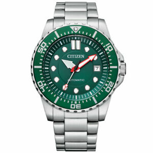 Citizen Men's Promaster Automatic Stainless Steel Watch - NJ0129-87X NEW