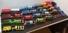 (200+) Lot Thomas the Train & Friends Motorized Trackmaster Cars Tracks Bulk
