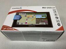 Garmin RV 660LMT GPS with North America Maps 010-01535-00 *BRAND NEW FREE SHPG*