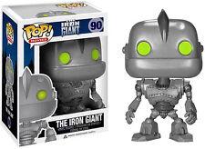 Funko Pop 2014 Movies The Iron Giant #90 Retired Figure Sealed Box Mimb In Stock