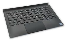 Dell Latitude 7275 / XPS 12 9250 Dock With GERMAN Keyboard Layout K18A 580-AFJC