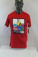 Pink Dolphin S/S The Claw T-Shirt Red/Multicolor Us1201Tc