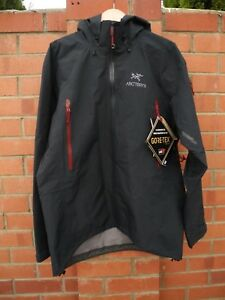 ARC'TERYX Men's Theta AR Gore-Tex Pro Hardshell Jacket   Admiral   Large