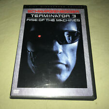 Terminator 3 Rise Of The Machines 2 Dvd Set Widescreen Sci Fi Movie