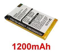 Battery 1200mAh type IA3Y701C2 For Hip Top Danger 2