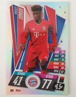 2020/21 Match Attax UEFA Champions - Kingsley Coman Extra Large Oversize OS6