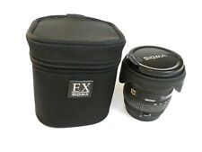 Sigma EX DC 10-20mm f4-5.6 HSM zoom for Canon EF-S + UV + case (excellent)