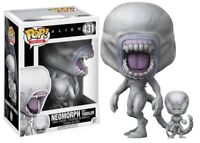 Funko POP! Movies ~ NEOMORPH ALIEN w/TODDLER VINYL FIGURE ~ Alien: Covenant