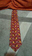 Cravatta Classic Disney Winnie the Pooh tie necktie shepard