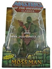 Moss Man 2nd Masters Of the Universe Classics HE MAN MOTU NUOVO MOTU-Classics _ de
