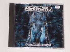 No return-Machinery-CD