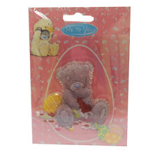 Teddy Easter Chocolate egg 8cm x 8cm stamps - Me to you Easter for cards/crafts
