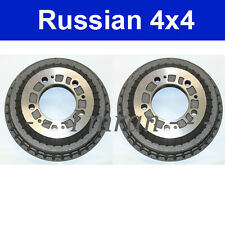 2 x Bremstrommel H-Achse Lada Niva 1600,1700,1900, 2121-3502070