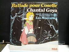 CHANTAL GOYA . BO dessin animé Ballade pour Cosette PB 8684