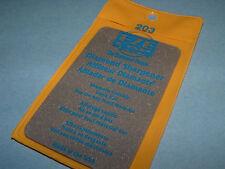 EZE LAP 203 Credit Card Coarse Diamond Sharpener Sharpening Wallet Stone