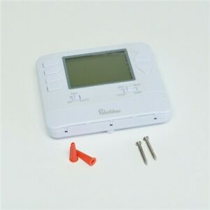 Robertshaw Programmable Multi-Stage 2H/1C 7 Day Wall Thermostat RS9210