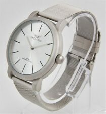 Orologio Emporio Collection Men's Mesh Band Watch RRP $450 Dress Watch