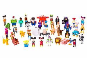NEW Disney Crossy Road Series 2 Mini Figure - 3 Figures + Mystery Figure & Guide