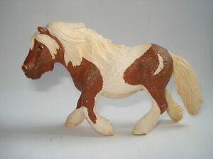 Schleich 13297Shetland Pony FohlenPferde Farm Sammlung Horse Live Foal