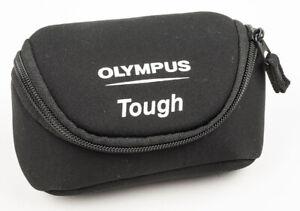 Olympus Tough Camera Soft Case (Black) NEW!