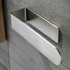 Hand Towel Holder/Hand Towel Ring-Self Adhesive Bathroom Towel Bar Stick on Wall