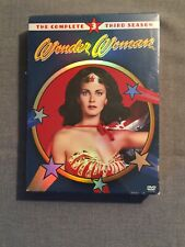 Wonder Woman: Complete 3rd Season Lynda Carter New Sealed Free Shipping M1