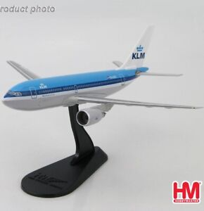 1:200 Hobby Master KLM AIRBUS A310 Passenger Airplane Diecast Aircraft Model