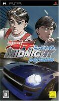 Wangan Midnight Portable PSP Healthy Sony PlayStation Portable From Japan