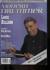 MODERN DRUMMER MAGAZINE - January 1991