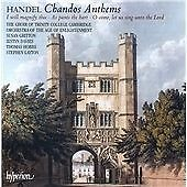 Handel: Chandos Anthems, , Audio CD, New, FREE & Fast Delivery