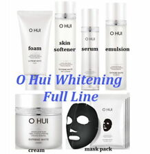 O HUI Extreme White Full Line with Full Size Whitening Transparent Snow Vitamin™