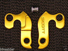 SCOTT Rear Derailleur Hanger BLACK SILVER RED GOLD BLUE ORANGE GREEN CC035