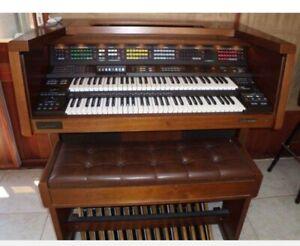 Gulbransen Electric organ, model Elka C2000