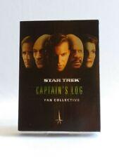 Star Trek Captain's Log - Fan Collective DVD