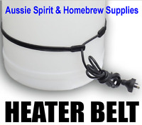 Brand New Heating Belt 30 Watt Great For Homebrew Beer or Spirits 240 Volt