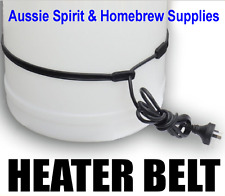 Brand New Heating Belt 30 Watt Great For Homebrew Beer or Spirits 240 Volt