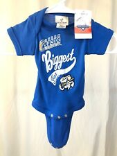 Omaha Storm Chasers baby one piece body suit Size: Newborn Mlb Minor League