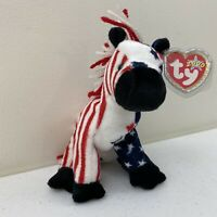 """TY BEANIE BABY 2003 /"""" SIESTA /"""" TY STORE EXCLUSIVE DONKEY MINT WITH MINT TAGS"""