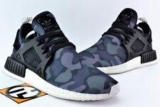 Adidas NMD XR1 Duck Camo Core Black Boost Men's Size 9.5 2016' BA7231