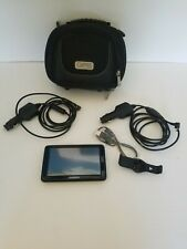 Garmin Nuvi 2555LMT GPS Navigator Bundle w/  Case- USED